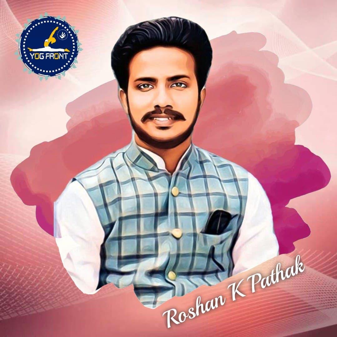 Yogacharta Roshan Pathak